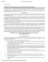Lineamientos para la Operación del Programa de Apoyo Financiero a Microempresas Familiares
