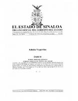 Medidas de contingencia del Poder Judicial del Estado 18 de marzo