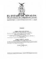 Actualización de Medidas del Poder Judicial del Estado  17 de abril
