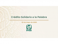 Créditos aprobados para independientes y trabajadoras del hogar al 20 de mayo